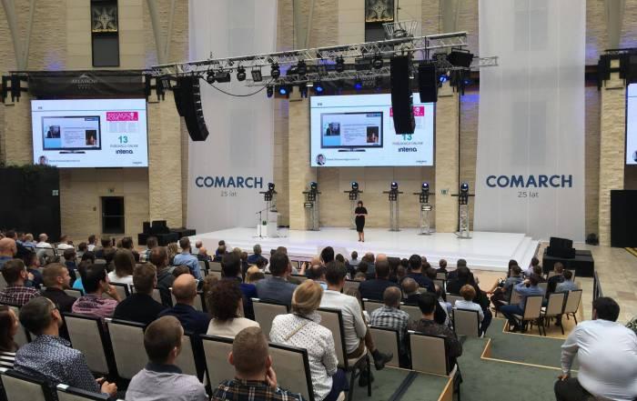 konferencja comarch 25