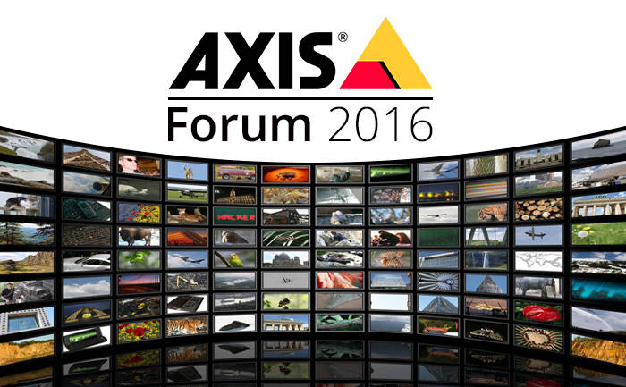 Axis forum 2016